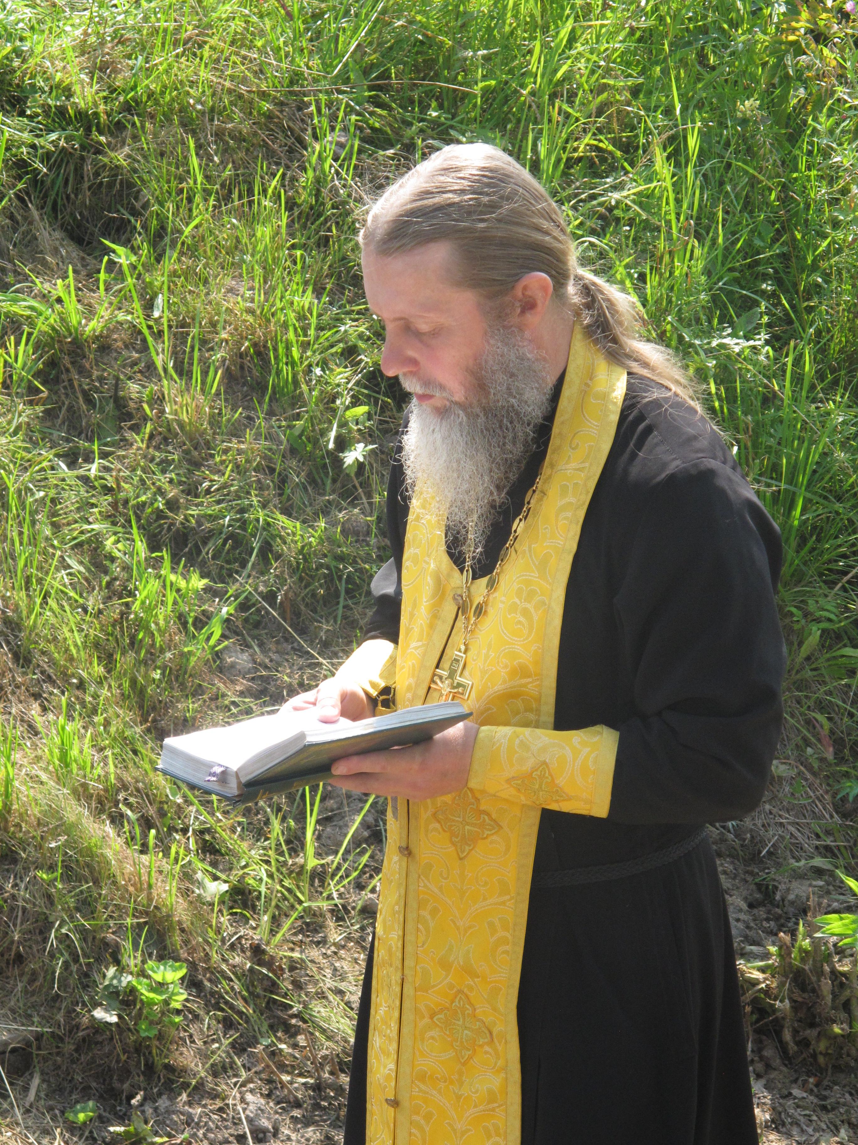 Источник преподобного Геннадия